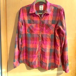 Dickies Multi Color Flannel